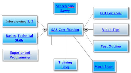 SAS Certification Exam